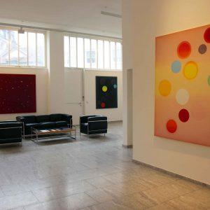 Galerie Proarta Zurich. Mars 2017