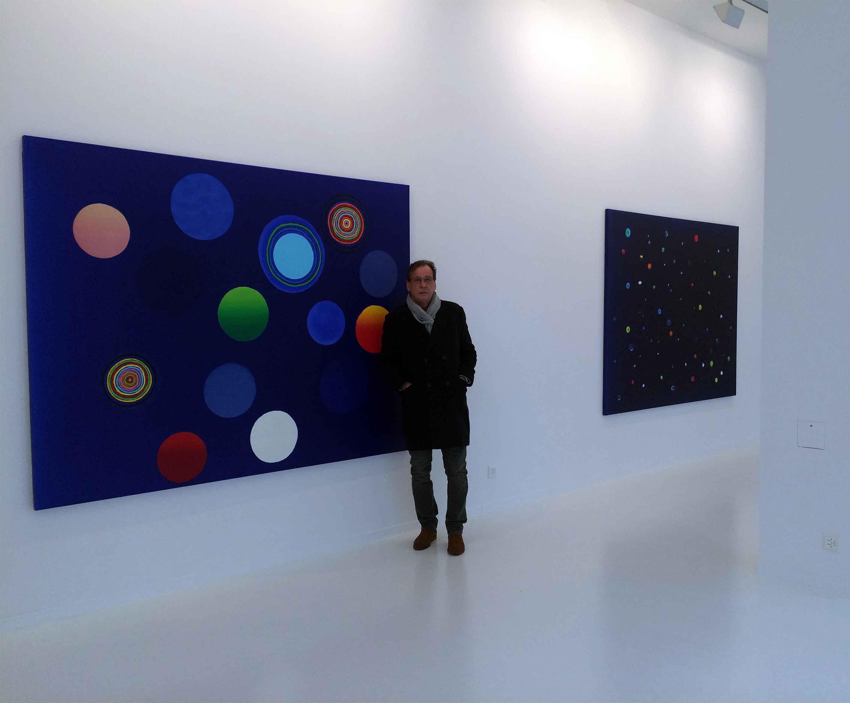 Galerie Proarta Zurich. Mars 2017 Alberto CONT