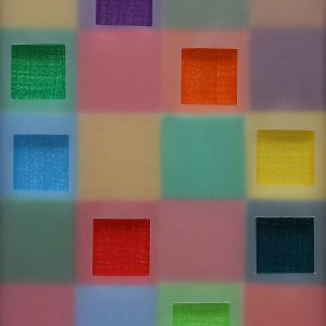 Alberto CONT: Oeuvre sur papier 2016