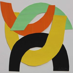 1996 - Gouache sur papier - Alberto CONT