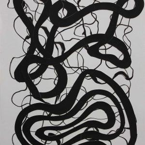 2005 - Gouache sur papier - Alberto CONT