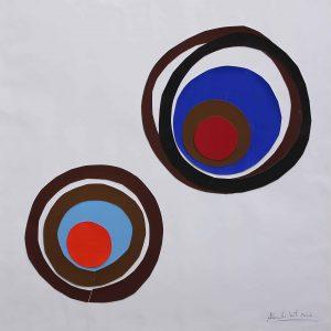 2007 - gouache sur papier - Alberto CONT