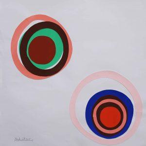 2008 - gouache sur papier - Alberto CONT