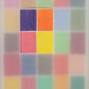 2009 - Crayons de couleur et papier calque - Alberto CONT