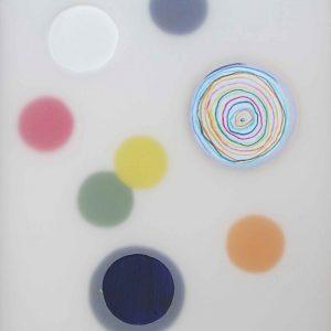 2012 - Crayons de couleur gouache papier et papier calque -Alberto CONT