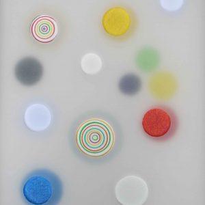 2012 - Crayons de couleur papier et papier calque - Alberto CONT