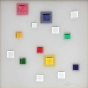 2014 - Crayons de couleur et papier calque - Alberto CONT