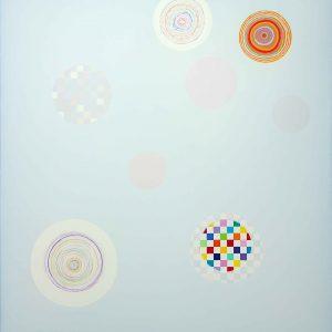 Soave - Acrylique sur toile - 210x190cm.