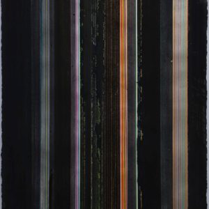 Technique mixte sur papier 103 x 66 cm. 2017 CONT.A.