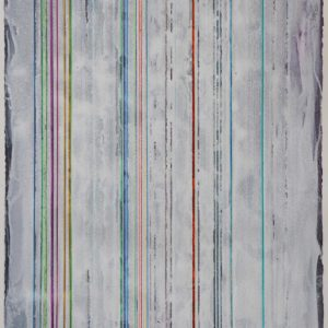 Crayons de couleur et gouache sur papier - 103 x 66cm.